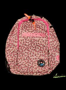 Princess Backpack No Excuse Jr. Leopard/Pink