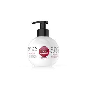 REVLON® Nutri Color Creme 500 - Purpurrot