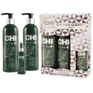 CHI TEA TREE Oil Calming Cleanse Trio