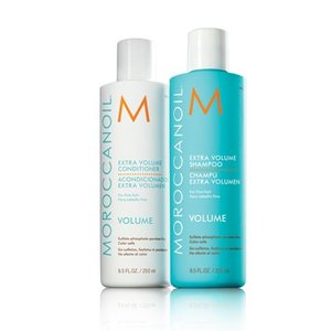 MOROCCANOIL® Extra Volumen Shampoo + Conditioner