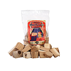 Axtschlag Axtschlag Houtblokjes okkernoothout (Hickory) 1,5 kg