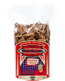 Axtschlag Rookchips okkernoothout (Hickory) 1 kg