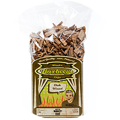 Axtschlag Axtschlag Rookchips eik (Oak) 1 kg