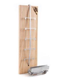 Axtschlag Plank voor flamed salmon