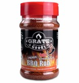 Grate Goods Spicy Chipotle BBQ Rub strooibus 180 g