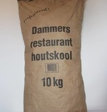 Dammers Restaurant Houtskool Zak 10 kg
