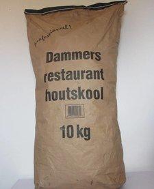 Restaurant Houtskool Zak 10 kg