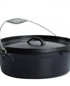 Kamado Joe - Gietijzeren braadpan