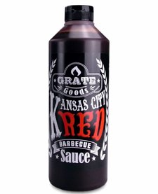 Kansas City Red Barbecue Sauce Large 775 ml