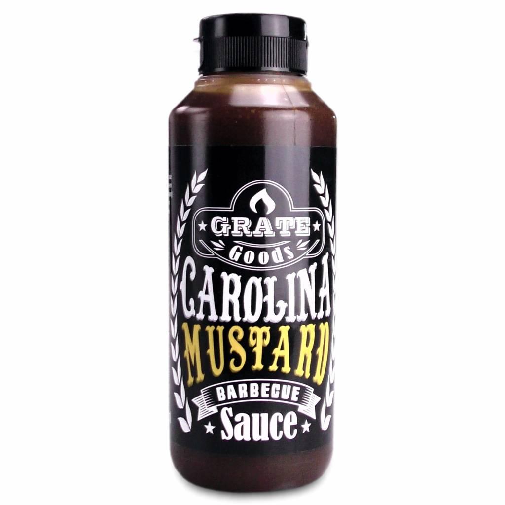 Grate Goods Carolina Mustard Barbecue Sauce Small 265 ml