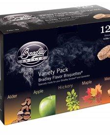 Five Flavour Varieties Bisquettes 120 pack