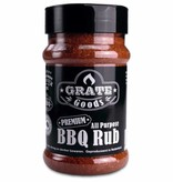 Grate Goods All purpose BBQ Rub strooibus 180 g