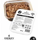 Smokey Olive Wood Smokey Olive Wood Smoking chips Nº2 EZ-Smoker (1x 400 ml)