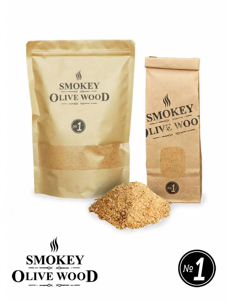 Smokey Olive Wood Smokey Olive Wood Rookmot Nº1 - 1500 ml