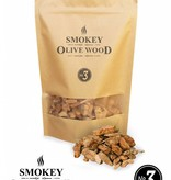 Smokey Olive Wood Smokey Olive Wood Smoking chips Nº3 - 1700 ml