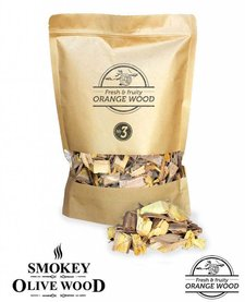 Smokey Olive Wood Sinaasappelhout N°3 - 1700 ml