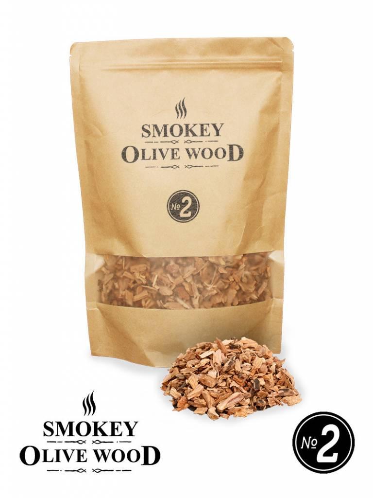 Smokey Olive Wood Smokey Olive Wood smoking chips Nº2 - 1700 ml