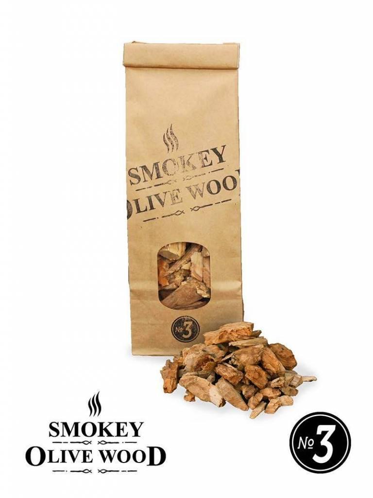 Smokey Olive Wood Smokey Olive Wood Smoking Chips Nº3 - 500 ml