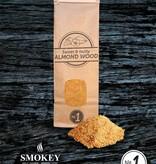 Smokey Olive Wood Smokey Olive Wood Rookmot Amandelhout - 300 ml