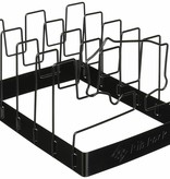 Charcoal Companion Charcoal Companion Non-Stick Space Saver™ Rib Rack