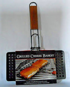 Charcoal Companion Non-Stick Grilled Cheese Basket