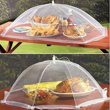 Charcoal Companion Nylon Food Tent Rectangle Table-Size / 24 in. x 46 in.