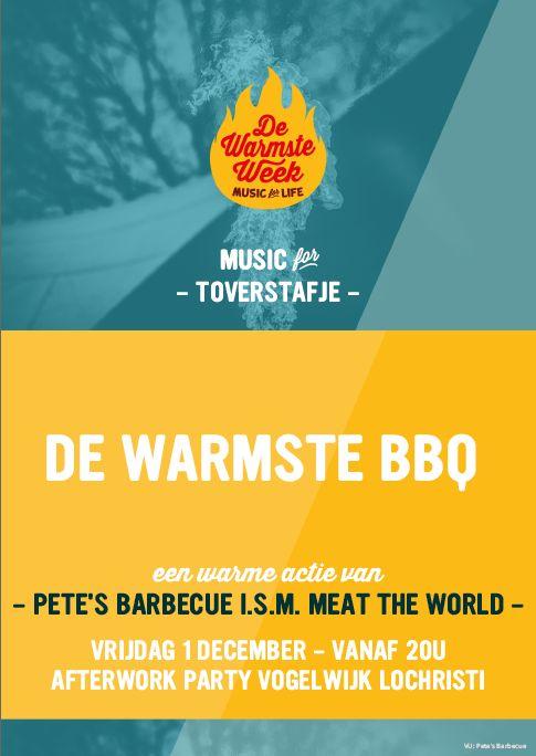 DE WARMSTE BBQ