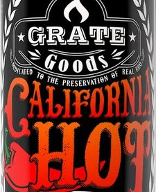 California Hot Barbecue Sauce Large 775 ml