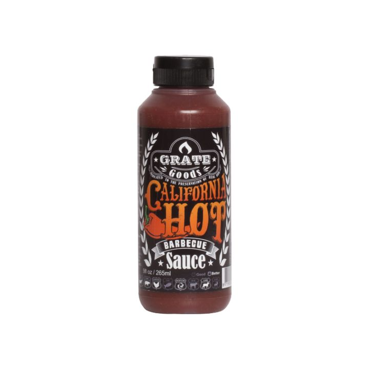 Grate Goods California Hot Sauce Small 265ml