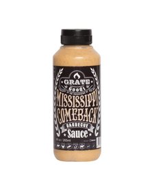 Mississippi Comeback Barbecue Sauce Small 265 ml