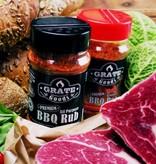 Grate Goods Premium Beef or Steak Rub
