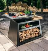 Quan Garden Art Quadro Basic Large Carbon