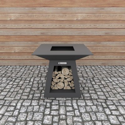 Quan Garden Art Quadro Premium Large Carbon
