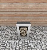 Quan Garden Art Quadro Premium Worktop Silver