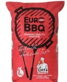 Restaurant Houtskool  euroBBQ Rood Zak 10kg