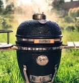 Yakiniku Barbecue Keramisch inclusief Onderstel en Zijtafel Set 22''