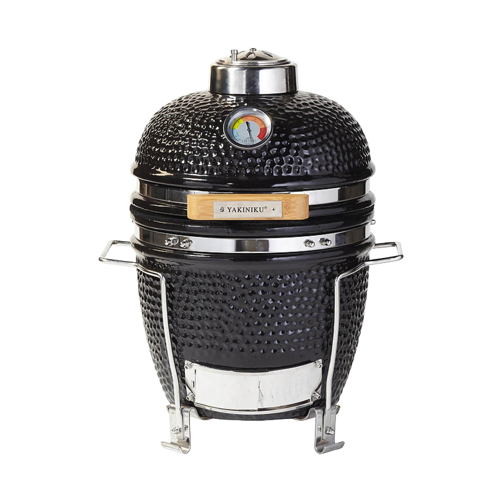 Yakiniku Barbecue Keramisch met Onderstel 11''