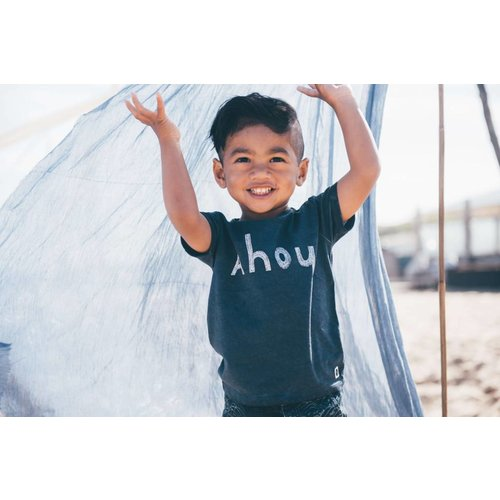 Sproet&Sprout T-SHIRT AHOY S18-602 | navy