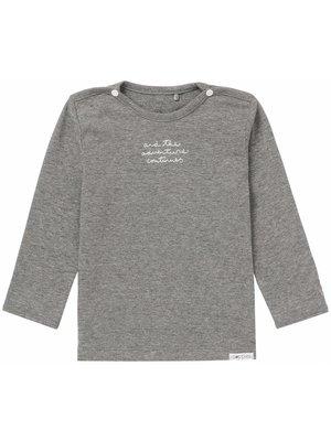 Noppies LONGSLEEVE PUCK 67337 | grey