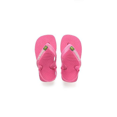 Havaianas BABY BRASIL LOGO II | shocking pink