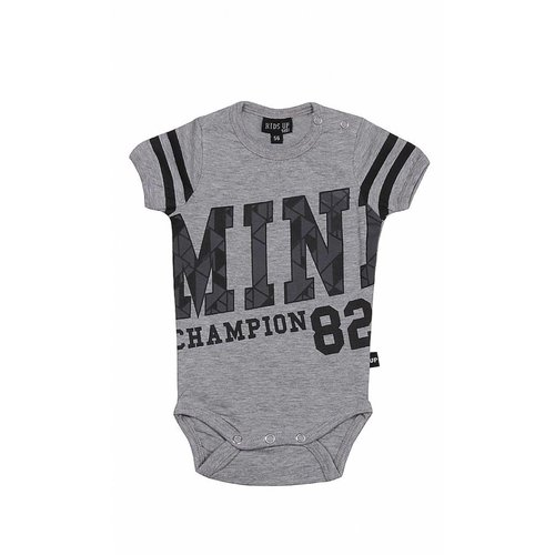 KIDS-UP BABY BODY 6303058 | grey