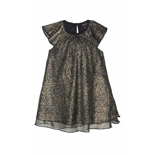 KIDS-UP BABY 6210561 DRESS   black/gold