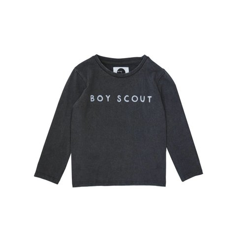 Sproet&Sprout Sweater Raglan Boyscout Black