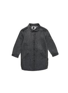 Sproet&Sprout Shirt Dress Grey Denim