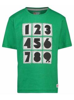 NOP Tee ss Vedette 86610   C170 green