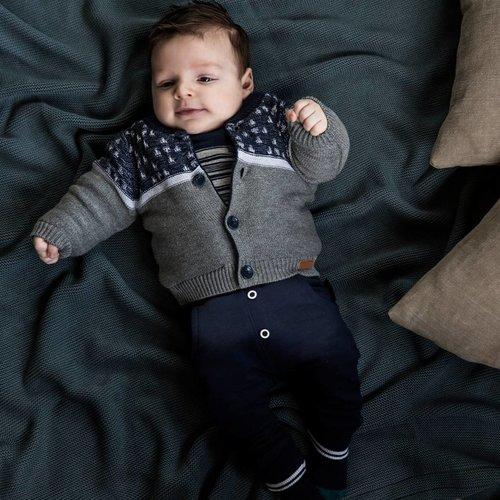 Noppies Cardigan knit Victoria 84649 | C166 navy