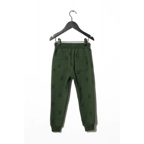 Sometime Soon Power Sweatpants 74130295 | Green