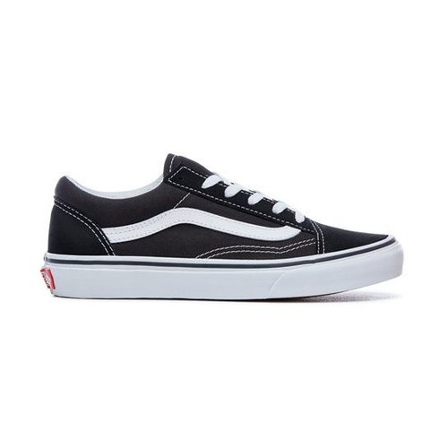 VANS UY OLD SKOOL  | BLACK/TRUE WHITE