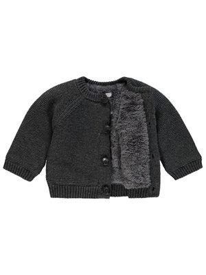 Noppies Cardigan Knit Dani 67402 | C238 dark grey melange