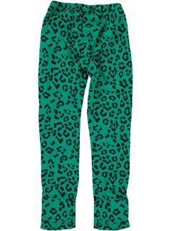 FunkyXS SS LEOPARD LEGGING | bright green